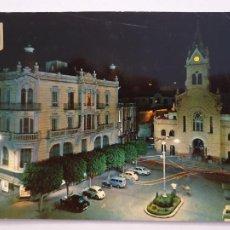 Cartes Postales: MELILLA - PLAZA MENÉNEZ PELAYO E IGLESIA PARROQUIAL - LMX - MEL. Lote 214725888
