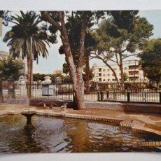 Cartes Postales: MELILLA - RINCÓN DEL PARQUE HERNÁNDEZ - LMX - MEL. Lote 214726105
