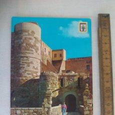 Postales: POSTAL MELILLA. Nº 17 PUERTA DE SANTIAGO. SIN CIRCULAR. POSTCARD. Lote 215631618