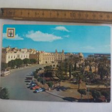 Postales: POSTAL MELILLA. Nº 11 PLAZA DE ESPAÑA. SIN CIRCULAR. POSTCARD. Lote 215631676