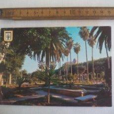 Postales: POSTAL MELILLA. Nº 10 PARQUE DE HERNANDEZ. SIN CIRCULAR. POSTCARD. Lote 215631781