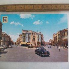 Postales: POSTAL. MELILLA Nº 34. AVENIDA DEL GENERALISIMO Y O`DONELL. 1965. SIN CIRCULAR. POSTCARD. Lote 215636838