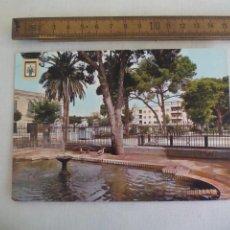 Postales: POSTAL. MELILLA Nº 26. RINCON DEL PARQUE HERNÁNDEZ. SIN CIRCULAR. POSTCARD. Lote 215636977