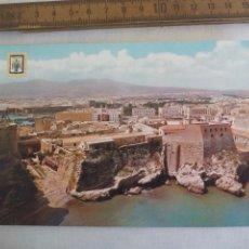 Postales: POSTAL. MELILLA Nº 23. PLAYA DE LOS GALAPAGOS, MONTE GURUGU. SIN CIRCULAR. POSTCARD. Lote 215637048