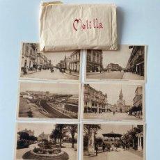 Postales: ROISIN FOTÓGRAFO , MELILLA , LOTE DE 34 POSTALES SIN ESCRIBIR. Lote 215645396