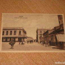Postales: POSTAL DE MELILLA. Lote 217522370