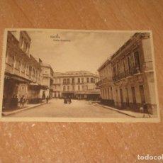 Postales: POSTAL DE MELILLA. Lote 217522645