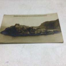Postales: POSTAL FOTOGRAFICA PEÑON DE VELEZ DE LA GOMERA - ALHUECEMAS MARRUECOS. Lote 218505055