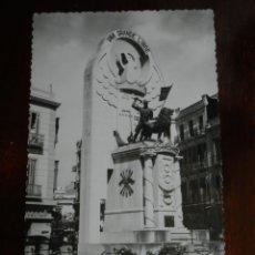 Postales: FOTO POSTAL DE MELILLA, N. 56, MONUMENTO AL 17 DE JULIO, ED. ANAVIARTE, NO CIRCULADA.. Lote 218742995