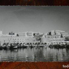 Postales: FOTO POSTAL DE MELILLA, N. 31, ACROPOLIS Y DARSENA PESQUERA, ED. ANAVIARTE, NO CIRCULADA.. Lote 218743166