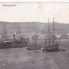 Cartes Postales: MELILLA VISTA PARCIAL. ED. BOIX HERMANOS Nº 8. SIN CIRCULAR. Lote 218931590