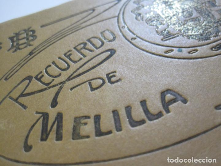 Postales: MELILLA-BLOC DE FOTOGRAFIAS-SERIE A-EDICION BOIX HERMANOS-VER FOTOS(K-559) - Foto 3 - 219431091