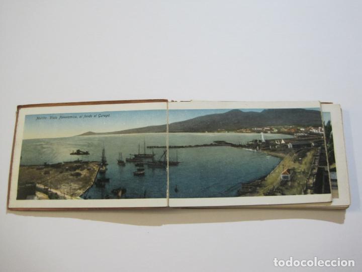 Postales: MELILLA-BLOC DE FOTOGRAFIAS-SERIE A-EDICION BOIX HERMANOS-VER FOTOS(K-559) - Foto 4 - 219431091