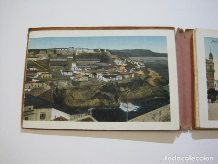 Postales: MELILLA-BLOC DE FOTOGRAFIAS-SERIE A-EDICION BOIX HERMANOS-VER FOTOS(K-559) - Foto 6 - 219431091