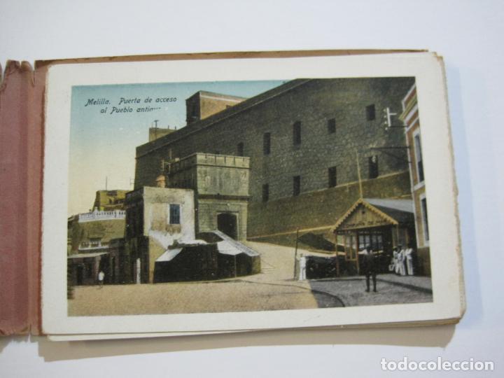 Postales: MELILLA-BLOC DE FOTOGRAFIAS-SERIE A-EDICION BOIX HERMANOS-VER FOTOS(K-559) - Foto 14 - 219431091