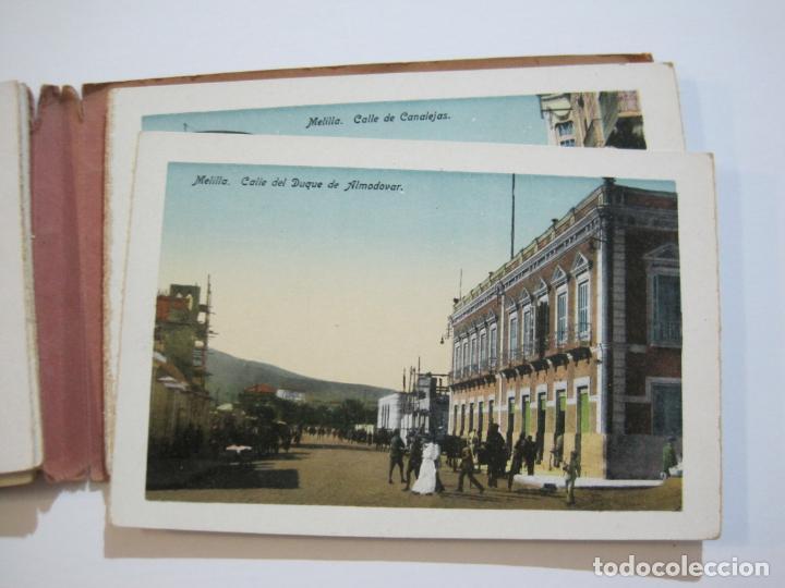 Postales: MELILLA-BLOC DE FOTOGRAFIAS-SERIE A-EDICION BOIX HERMANOS-VER FOTOS(K-559) - Foto 15 - 219431091