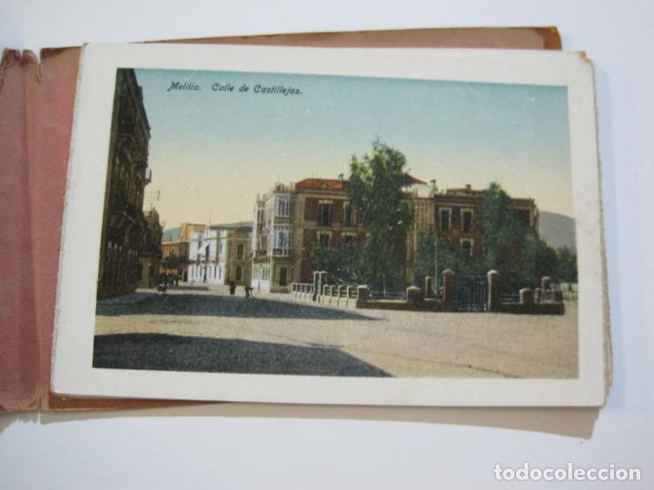 Postales: MELILLA-BLOC DE FOTOGRAFIAS-SERIE A-EDICION BOIX HERMANOS-VER FOTOS(K-559) - Foto 19 - 219431091