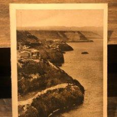 Cartes Postales: POSTAL DE MELILLA - COSTA DE AFRICA LA ALCAZABA - 14 CM X 9 CM - FOTOGRAFO L. ROISIN. Lote 219460148