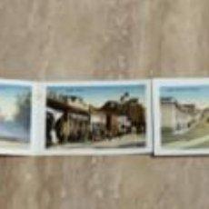 Postales: POSTALES DE MELILLA ALBUM DE 24 UDS. EDICION BOIX HERMANOS MELILLA SIN PASTAS VISTA PANORAMICA EN 4. Lote 220368307