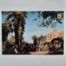 Postales: ANTIGUA POSTAL MELILLA PARQUE HERNANDEZ P206. Lote 220394917