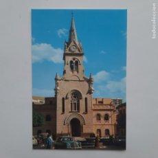 Postales: ANTIGUA POSTAL MELILLA IGLESIA CORAZON JESUS P208. Lote 220395201