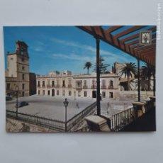Postales: ANTIGUA POSTAL MELILLA PLAZA ALGIBES P209. Lote 220395418