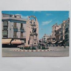 Postales: ANTIGUA POSTAL MELILLA MONUMENTO CAIDOS P212. Lote 220396345