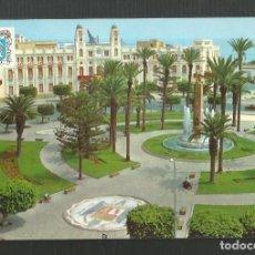 Postales: POSTAL SIN CIRCULAR - - MELILLA 5493 - PLAZA DE ESPAÑA - EDITA PERLA. Lote 220811183