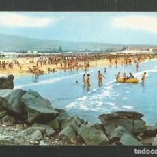 Postales: POSTAL SIN CIRCULAR - MELILLA 5473 - PLAYA DE LA HIPICA - EDITA PERLA. Lote 220811286