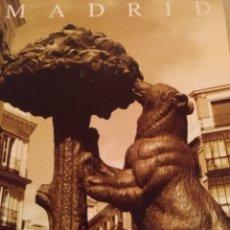 Postales: POSTAL DE MADRID. OSO Y EL MADROÑO. SIN CIRCULAR. Lote 220899640