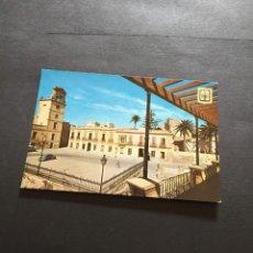 Postales: POSTAL DE MELILLA- PLAZA DE LOS ALGIBES - LA DE LA FOTO VER TODAS MIS FOTOS Y POSTALES. Lote 222530330