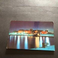 Postales: POSTAL DE MELILLA - MUELLE Y MURALLAS - LA DE LA FOTO VER TODAS MIS FOTOS Y POSTALES. Lote 222530740