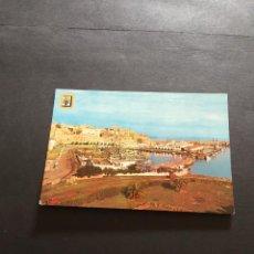 Postales: POSTAL DE MELILLA - PUERTO Y CIUDAD ANTIGUA - LA DE LA FOTO VER TODAS MIS FOTOS Y POSTALES. Lote 222532766