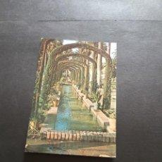 Postales: POSTAL DE MELILLA - PARQUE HERNANDEZ JARDINES - LA DE LA FOTO VER TODAS MIS FOTOS Y POSTALES. Lote 222532957
