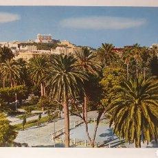 Postales: 1417 MELILLA/ PARQUE HERNÁNDEZ/ SIN CIRCULAR/ (REF.D.159). Lote 225899767