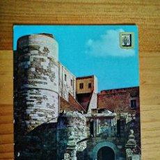 Postales: POSTAL - MELILLA - PUERTA DE SANTIAGO.. Lote 227946965