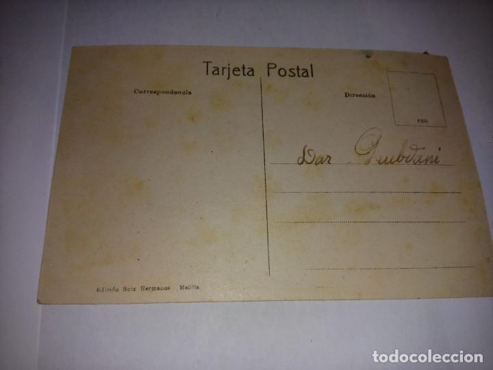 Postales: Antigua postal de Melilla Titulada Familia Riffeña de ed Boix Hermanos - Foto 2 - 229069585