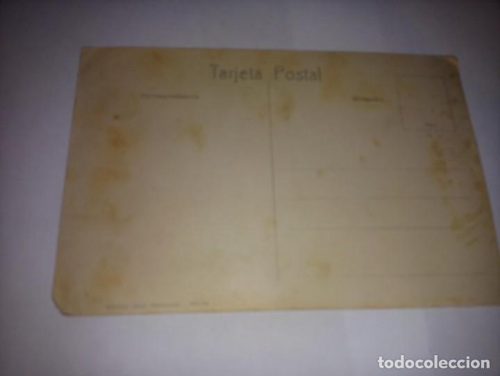 Postales: Antigua postal de Melilla Titulada Ah Jeniero! Tu estar hablar con Munana?e ed Boix Hermanos - Foto 2 - 229071345