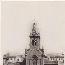 Cartoline: POSTAL ANTIGUA DE MELILLA. IGLESIA DEL SAGRADO CORAZON P-CEME-497. Lote 230346970
