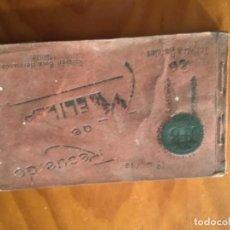 Postales: LIBRITO POSTALES RECUERDO DE MELILLA. Lote 235245565