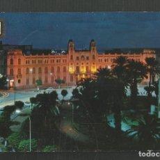 Postales: POSTAL CIRCULADA - MELILLA 13 - PLAZA DE ESPAÑA - EDITA ESCUDO DE ORO. Lote 235301015