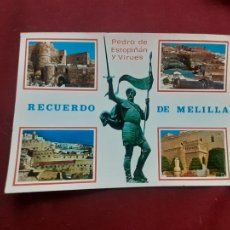 Cartes Postales: MELILLA. Lote 241953160