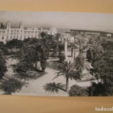 Postales: POSTAL DE MELILLA. PLAZA DE ESPAÑA. ED. RAFAEL BOIX. ESCRITA.. Lote 242383290