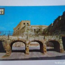 Postales: ANTIGUA POSTAL CPSM, MELILLA, PUENTE LEVADIZO, VER FOTOS. Lote 242848035