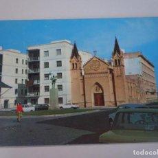 Postales: ANTIGUA POSTAL CPSM, MELILLA, IGLESIA CASTRENSE, VER FOTOS. Lote 242848420