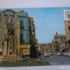 Postales: ANTIGUA POSTAL CPSM, MELILLA, MONUMENTO A LOS HÉROES DE ESPAÑA, VER FOTOS. Lote 242850125