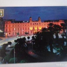 Postales: ANTIGUA POSTAL CPSM, MELILLA, PLAZA ESPAÑA, VER FOTOS. Lote 242850785