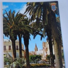 Postales: ANTIGUA POSTAL CPSM, MELILLA, PARQUE HERNÁNDEZ , VER FOTOS. Lote 242852155