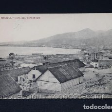 Postales: POSTAL MELILLA VISTA DEL HIPODROMO - RIF POSTAL CA 1905. Lote 243220055