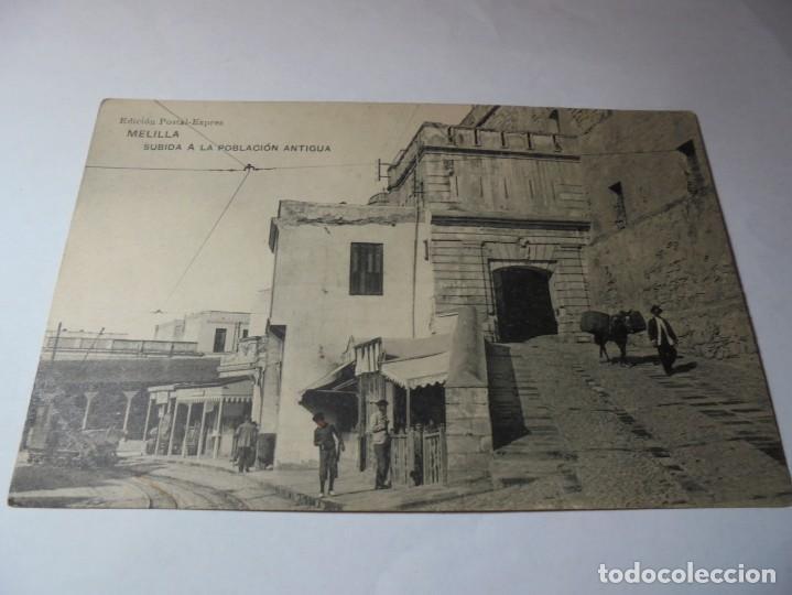 MAGNIFICAS 23 POSTALES ANTIGUAS DE MELILLA (Postales - España - Melilla Antigua (hasta 1939))